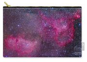 The Heart And Soul Nebulae Carry-all Pouch