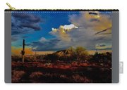 The Heart Of Cave Creek Carry-all Pouch