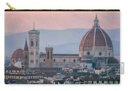 The Heart Of Florence Italy Carry-all Pouch