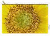 The Heart Of The Sunflower Carry-all Pouch