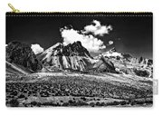 The High Andes Monochrome Carry-all Pouch