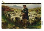 The Highland Shepherd Carry-all Pouch