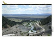 The Highway And The River Carry-all Pouch
