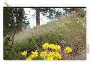 The Hillsides Are Alive Carry-all Pouch
