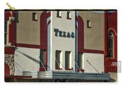 The Historic Texas Theatre Carry-all Pouch