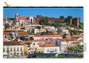 The Historic Town Of Silves In Portugal Carry-all Pouch
