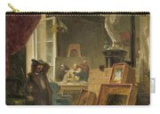 The History Painter Carry-all Pouch