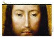 The Holy Face Carry-all Pouch by Flemish School