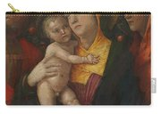 The Holy Family With Saint Mary Magdalen 1500 Carry-all Pouch