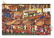 The Holy Ganges - Paint Carry-all Pouch