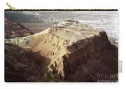 The Holy Land: Masada Carry-all Pouch