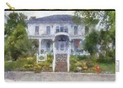 The Homes Of Mackinac Island Michigan 04 Pa Carry-all Pouch