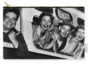 The Honeymooners, C1955 Carry-all Pouch by Granger