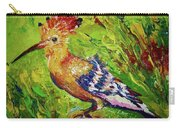 The Hoopoe Carry-all Pouch