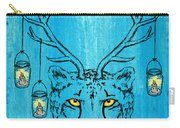 The Horned Cheetah Carry-all Pouch