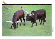 The Horns Carry-all Pouch