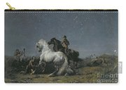 The Horse Thieves Carry-all Pouch