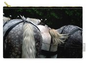 The Horses Of Mackinac Island Michigan 04 Carry-all Pouch