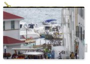 The Horses Of Mackinac Island Michigan Vertical 02 Carry-all Pouch