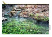 The Hot Springs In Hot Springs Arkansas Carry-all Pouch