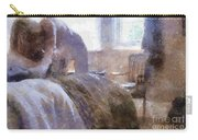 The Hotel Room By Mary Bassett Carry-all Pouch