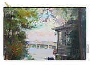 The House By The River Carry-all Pouch