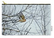 The House Finch In-flight Carry-all Pouch