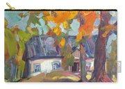 The House In Chervonka Village Carry-all Pouch