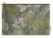 The House Of Dr Gachet In Auvers Sur Oise Carry-all Pouch