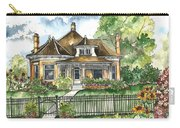 The House On Spring Lane Carry-all Pouch