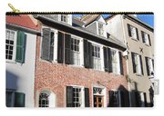 The Houses Of Charleston Carry-all Pouch