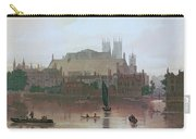 The Houses Of Parliament Carry-all Pouch