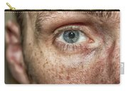 The Human Eye Carry-all Pouch
