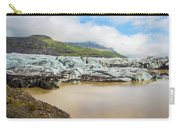 The Ice Wall Iceland Carry-all Pouch