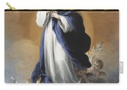 The Immaculate Conception  Carry-all Pouch by Bartolome Esteban Murillo