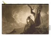The Indian Widow Carry-all Pouch