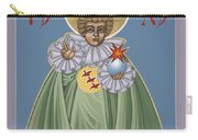 The Infant Of Prague 184 Carry-all Pouch