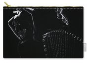 The Intensity Of Flamenco Carry-all Pouch