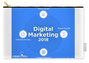The Interesting Path Digital Marketing Trends Will Take In 2018 Carry-all Pouch