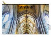 The Interior Of The Southwark Cathedral  Carry-all Pouch