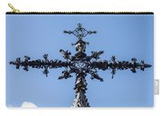 The Iron Cross Of Santa Cruz Carry-all Pouch