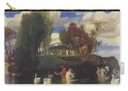 The Island Of Life 1888 Carry-all Pouch