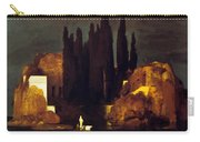 The Isle Of The Dead 1880 Carry-all Pouch