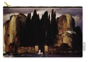 The Isle Of The Dead 1886 Carry-all Pouch