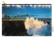 The Jack Nicklaus Signature Hualalai Golf Course Carry-all Pouch
