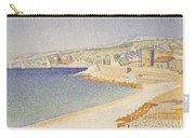 The Jetty At Cassis Carry-all Pouch