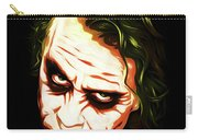 The Joker - Pop Art Carry-all Pouch