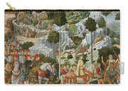 The Journey Of The Magi To Bethlehem Carry-all Pouch
