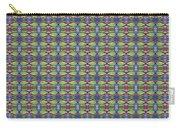 The Joy Of Design X X X I I I Arrangement 1 Tile 9x9 Carry-all Pouch
