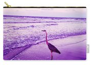 The Joy Of Ocean And Bird 2 Carry-all Pouch